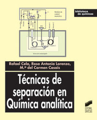 Tecnicas de separacion en quimica analitica