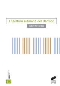 Literatura alemana del barroco