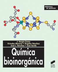 Introduccion a la quimica bioinorganica