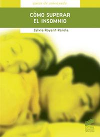 Como superar el insomnio