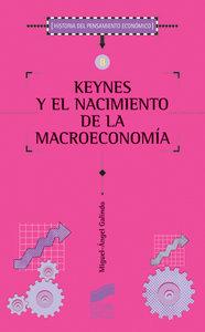 Keynes y el nacimiento de la macroeconomi