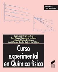 Curso experimental en quimica fisica