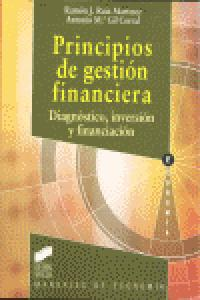 Principios gestion financiera diagnostico