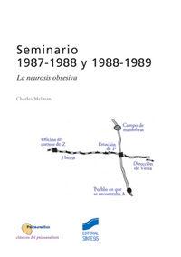 Seminarios de charles melman, 1987-1988 y 1988-1989