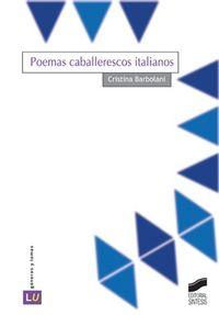 Poemas caballerescos italianos