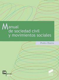 Manual de sociedad civil y movimientos sociales