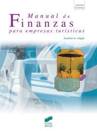 Manual de finanzas para empresas turisticas