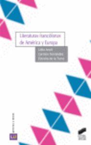 Literaturas francofonas de america y europa