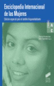 Enciclopedia internacional de las mujeres