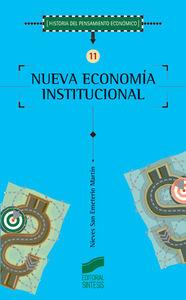 Nueva economia institucional