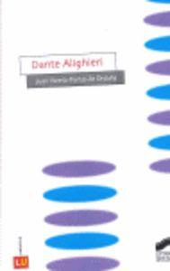 Dante alighieri  historia de la literatura universal 51