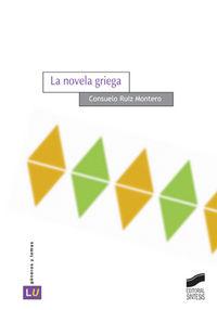 Novela griega, la