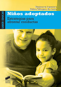 Niños adoptados estrategias para afrontar conductas