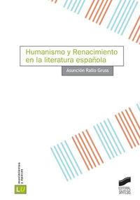 Humanismo y renacimiento de la literatura española