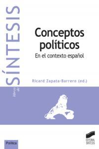 Conceptos politicos