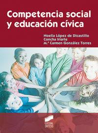 Competencia social y educacion civica
