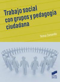 Trabajo social con grupos y pedagogia ciudadana