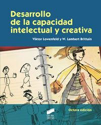 Desarrollo de la capacidad intelectual y creativa