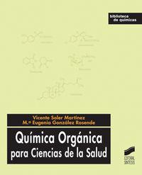 Quimica organica para ciencias de la salud