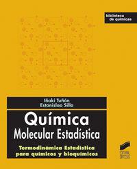 Quimica molecular estadistica