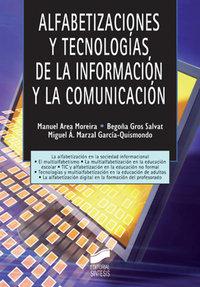 Alfabetizaciones y tecnologias informacion y comunicacion