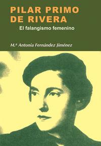 Pilar primo de rivera