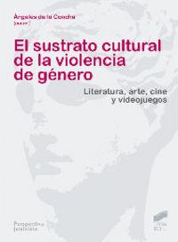 Sustrato cultural de la violencia de genero, el