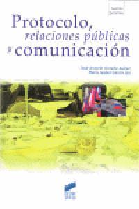Protocolo relaciones publicas y comunicacion