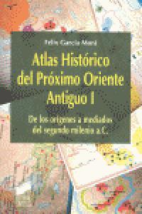 Atlas historico i proximo oriente antiguo