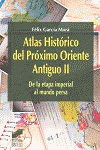 Atlas historico ii proximo oriente antiguo