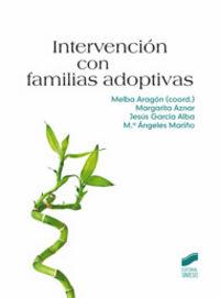 Intervencion con familias adoptivas
