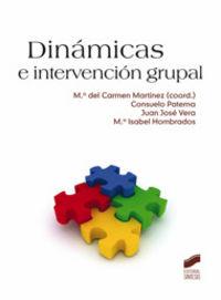Dinamicas e intervencion grupal
