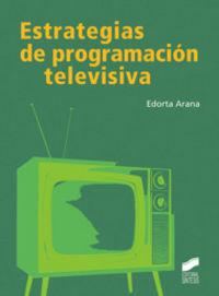 Estrategias de programacion televisiva