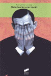 Melancolia y paranoia  psicologia clinica