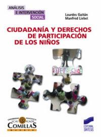 Ciudadania y derechos de participacion de los niños