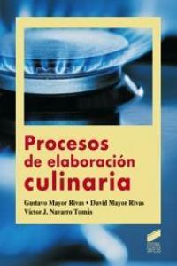 Procesos elaboracion culinaria