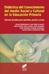 Didactica del conocimiento del medio social y cultural en l