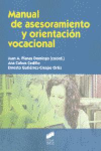 Manual de asesoramiento y orientacion vocacional