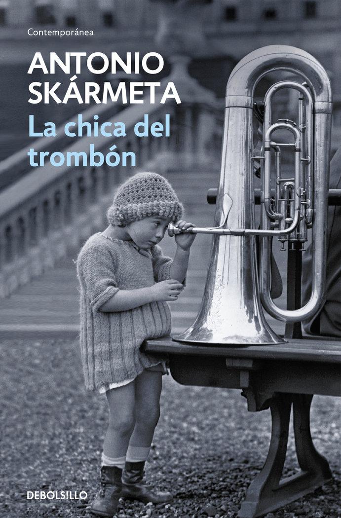 Chica del trombon