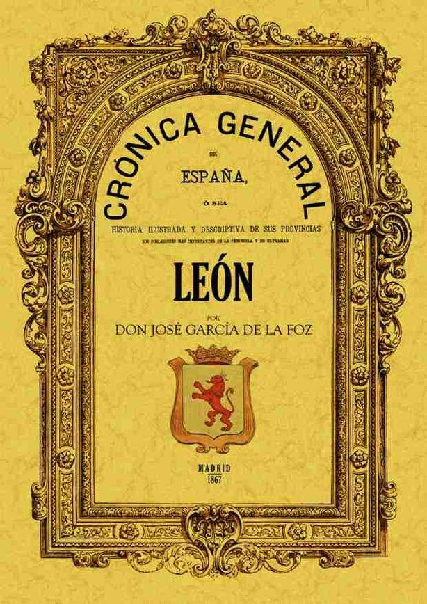 Cronica de la provincia de leon