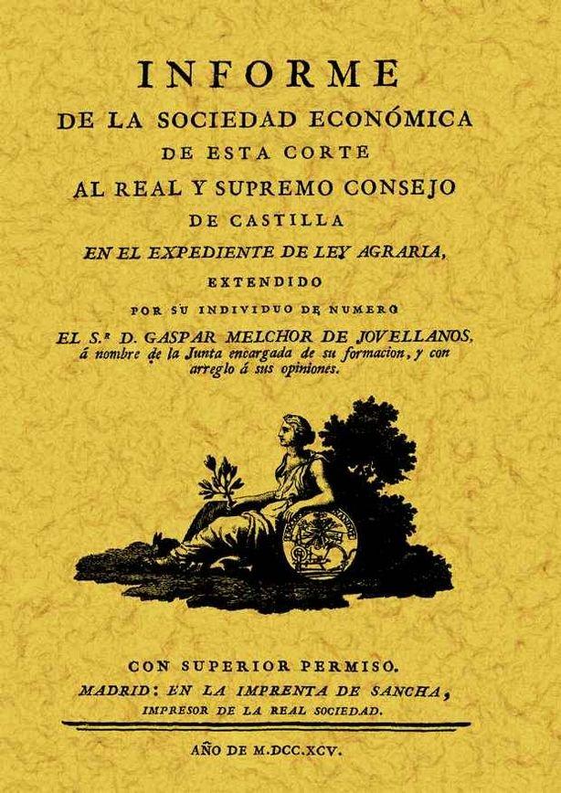 Informe expediente ley agraria