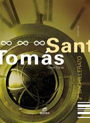 Santo tomas 2003 2ºnb cuadernos filosofia