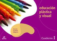 Cuaderno educacion plastica visual i 08