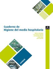Cuaderno higiene medio hospitalario 10 gm cf
