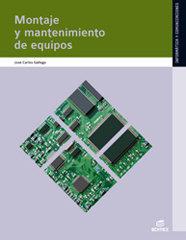 Montaje mantenimiento de equipos gm 11 cf