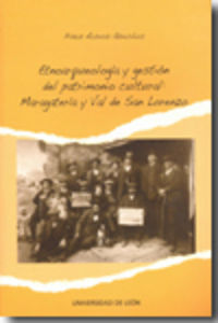 Etnoarqueologia y gestion del patrimonio cultural: maragater