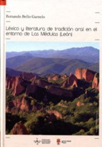 Lexico y literatura de tradicion oral en el entorno de las m