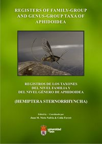 Registers of family-group and genus-group taxa of aphidoidea