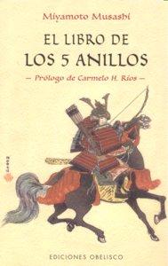 Libro de los 5 anillos,el