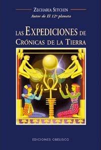 Expediciones de cronicas de la tierra, las.